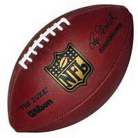 football of the NFL Price